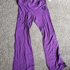 Thin sweat pants